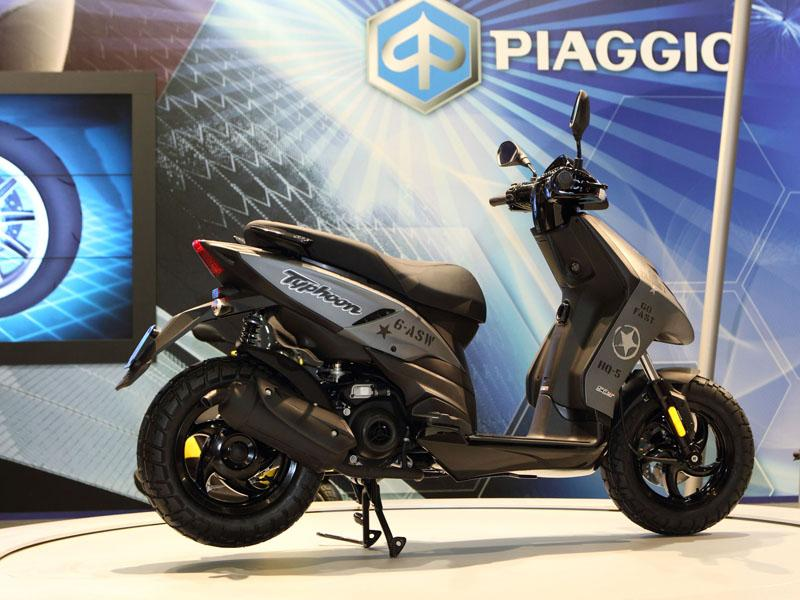 2012 piaggio typhoon 125 | adventure rider