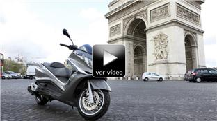 Video: Piaggio X10
