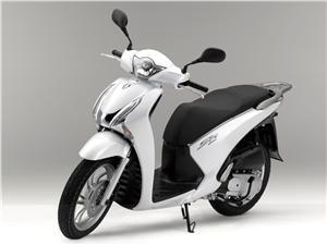 Honda 2013: Honda SH125i