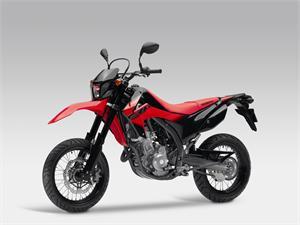 Honda CB500X / CRF250M