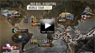 Vídeo: 2º prueba Red Bull X-Fighters 2013