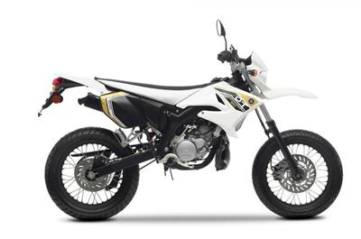 Foto principal de la moto YAMAHA DT 50 X en