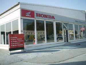 Moto Algeciras Concesionario Oficial Honda